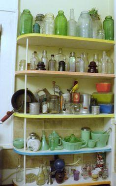 my vintage kitchen