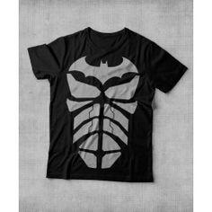 Camiseta Armadura do Batman