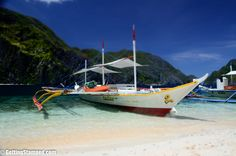The Ultimate Guide To El Nido Palawan Philippines via @gettingstamped