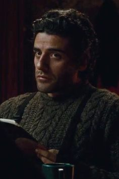 "Oscar Isaac as Outcome #3 in ""The Bourne Legacy"" (2012)"