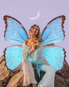 Morpho Butterfly, Blue Morpho, Monarch Butterfly, Butterfly Wings, Butterfly Kisses, Butterflies, Picsart, Photoshop Overlays, Photoshop Ideas