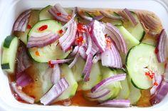 Thai Cucumber Salad - Simple Comfort Food