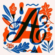 Super Nice Letters: lettering, nature and life coaching - Typography . Typography Love, Typography Letters, Graphic Design Typography, Lettering Design, Hand Lettering, Japanese Typography, Typography Poster, Schrift Design, Typographie Inspiration