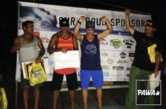 Tommy takes the second stop of the Puerto Rico Triple Crown of Surfing . Congrats Tommy, keep it up.... #pawasurfco #pawasurf #pawa