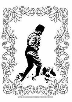 ATATÜRK BOYAMA SAYFALARI/10 KASIM-23 NİSAN-CUMHURİYET BAYRAMI Alexander Mcqueen Scarf, Mandala, Accessories, Mandalas, Jewelry Accessories