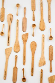 The holiday gift every foodie needs this holiday season: Belle & Union Co.'s hand carved wooden kitchen utensils. Engraved with witty sayings, this is one gift you know they'll love.