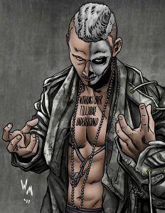 darby allin - Google Search Dean Ambrose, Professional Wrestling, Card Games, Wwe, Superstar, Joker, Fictional Characters, Legends, Future