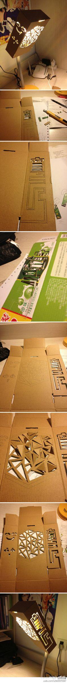 Reciclaje Cajas de Cartón