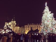 Holiday Travel, Prague, Old Town, The Good Place, World, Holiday Decor, Christmas, Instagram, Old City