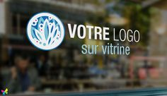 Vitrophanie Showroom, Boutique, Store, Display Cases, Sticker, Larger, Fashion Showroom, Boutiques, Shop