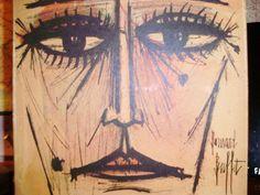 Ella Fitzgerald sings Gershwin set w art by Bernard by happyback, $295.00