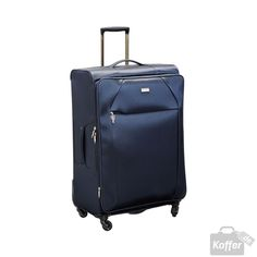 Stratic Unbeatable Trolley L QS navy blue