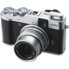 Fujifilm X20 Digital Camera.