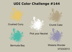 Utah Divas International: Color Challenge 144
