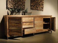 Tv Unit, Chest Of Drawers, Sideboard, Buffet, New Homes, Dining Room, Cabinet, Storage, House