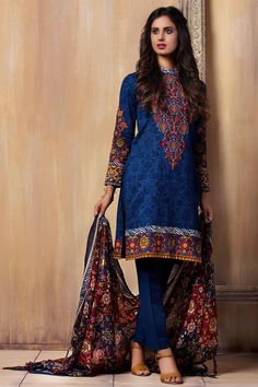 Kayseria Best Winter Dresses Collection 2017-2018 (18)