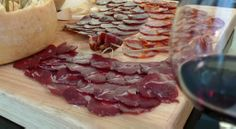 Ibérico Cured Meats.