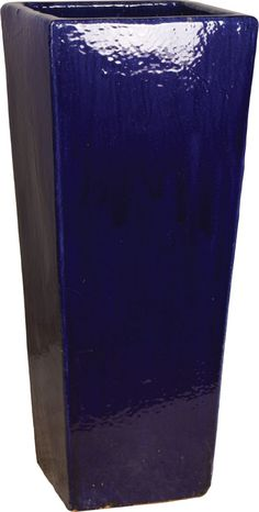 Jacksons Home And Garden   Vertex Square Cobalt Blue, Call Us For More Info  At