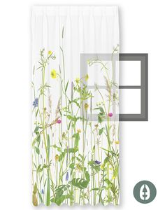 the Power of Beauty - Curtains - design: Riverside