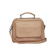 Nude vegan handbag - SCARLETT - stylish | simple | kind