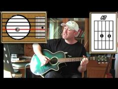 ▶ Puff The Magic Dragon - Peter, Paul & Mary - Acoustic Guitar Lesson (easy - ish) - YouTube