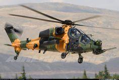 Turkish Army More: AgustaWestland (TUSAS) T-129A ATAK