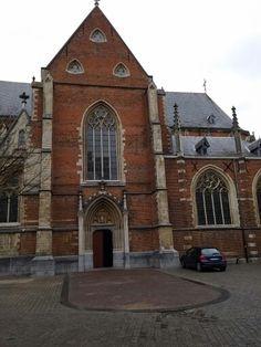 Hasselt Belgium cathedral
