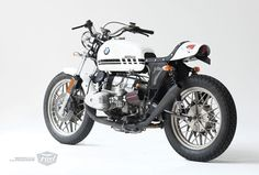 Bmw R100 tracker by fuel bespoke motorcycle