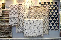 Beni Ourain Teppiche auf der Domotex 2016
