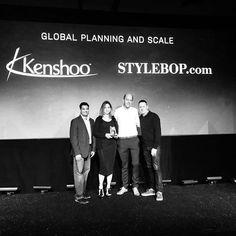 We just won the Kenshoo Infinity Award :) #k82018 #kenshoo @stefankick89 - du fehlst hier! Danke!