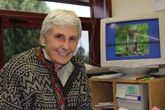 Carolyn (Kim) King has spent her career helping to kill-off a thing that she loves, for the sake of protecting our native fauna. Career Help, Predator, Uni, New Zealand, Royal Society, Ferrets, Rodents, Canning, Ecology