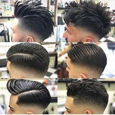 RG: @boscolobos #FRIDAYBARBERGANG #Repost #Style #Fashion #MensHair #MensStyle #MensLook #MensFashion #MensGrooming #HairStyles #HairCuts #HairArt #PhotoArt #LovePhoto #LovePhotography #Model #Modelling #Barber #Barbering #BarberShop #BarberLife #BarberLove #Beard #Beards #Tattoo #Tattoos #TattooArt #InternationalBarbering