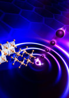 An international team of researchers have found evidence of a mysterious new state of matter, first predicted 40 years ago, in a real material. This state, known as a quantum spin liquid, causes electrons -- thought to be indivisible building blocks of nature -- to break into pieces. (4/4/16)