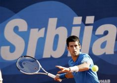 Novak Djokovic (Serbian: Новак Ђоковић, Novak Đokovićborn 22 May 1987) is a Serbian professional tennis player who has been ranked World No. 1 by the Association of Tennis Professionals (ATP) since 4 July 2011. He has won five Grand Slam singles titles: the 2008, 2011 and 2012 Australian Open, the 2011 Wimbledon Championships, and the 2011 US Open. By winning three Majors in 2011, Djokovic became the sixth male player in the open era to win three Majors in a calendar year.