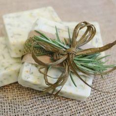 Rosemary and orange zest soap????  DELISH!