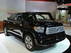 Revealed: 2014 Toyota Tundra - 2013 Chicago Auto Show