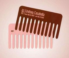 hair stylist 20 genius business card designs you won't forget