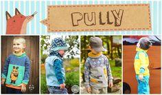 Nähanleitung und Schnittmuster Pullover Pully - Schnittmuster und Nähanleitungen bei Makerist