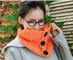 Winter Neck Circle Women outdoor warm Cowl Snood Scarf knitt  Wool Blend desigual scarf 23*62 8color 5pcs/lot infinite scarves