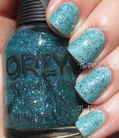 Orly Holiday 2014 Sparkle Collection Swatches: Steal The Spotlight