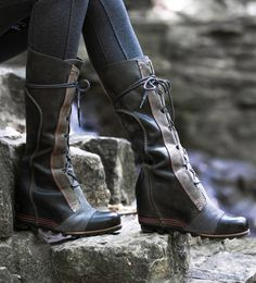 Our Sorel Cate the Great Wedge will keep your reign in check even on the run.
