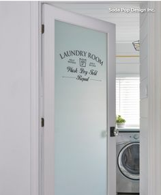 Room of the Day: Cheerful and Bright Laundry Room in Toronto