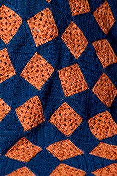 Simple but striking colors for this crochet afghan. Marmalade Skies Afghan - Media - Crochet Me