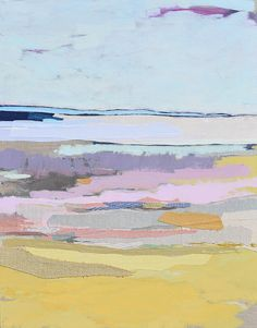 Charleston Artist Karin Olah / Coastal Art and Abstract Paintings