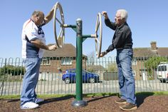 Outdoor Gym Equipment, Albany Park, Farm Business, Aged Care, Big Shoulders, Shoulder Muscles, Improve Flexibility, Business Innovation, Improve Circulation