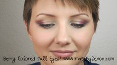 Video tutorials on easy, trendy, and gorgeous makeup looks! Gorgeous Makeup, Video Tutorials, Makeup Looks, Berries, Make Up, Eyes, Color, Inspiration, Style