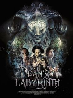 mike mignola pan s labyrinth poster very sweet i would like to be
