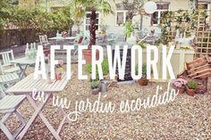 Afterwork en el Jardín de los macerados
