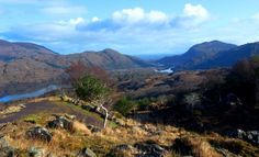 Ladies View, Killarney National Park, Co. Kerry