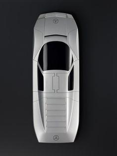 '70 Mercedes-Benz C111-II (puro diseño al servicio de la velocidad)